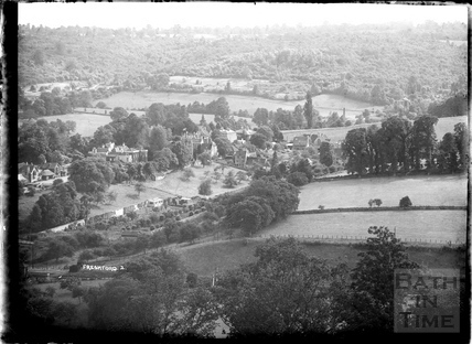 View of Freshford Village No. 2, c.1938