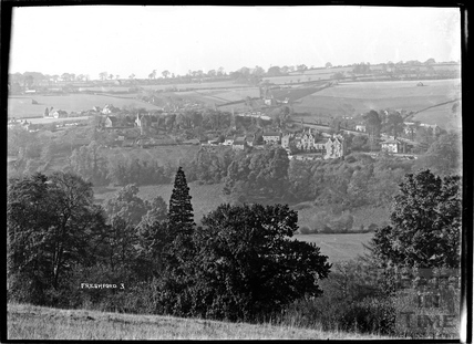 View of Freshford No.3, c.1920s