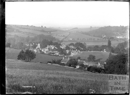 View of Freshford No.6, c.1920s