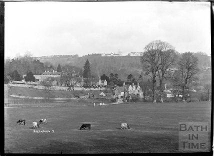 View of Freshford Village No. 7, c.1938