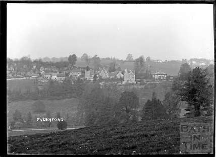 View of Freshford, c.1920s