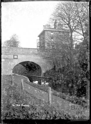 The Old Rectory, Bathwick Hill, Bath c.1930