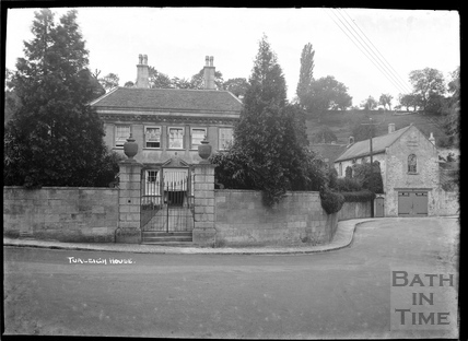 Turleigh House, Nr Winsley, c.1938