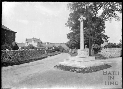 War Memorial, Winsley 1932