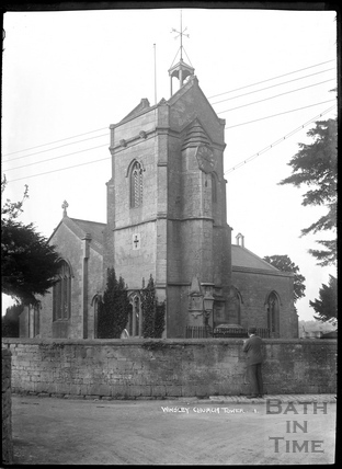 Winsley Church Tower No.1, 1932