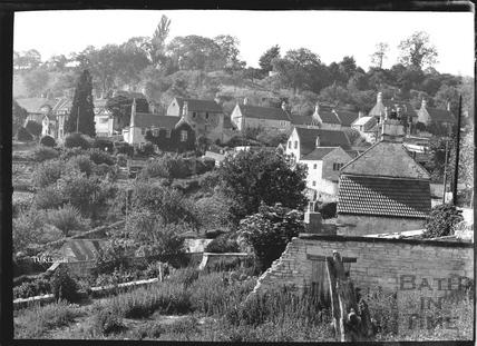 Turleigh, village view c.1938