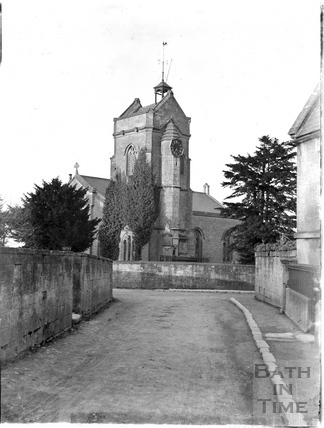 Winsley Church c.1932