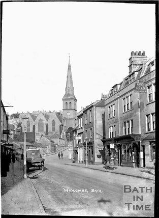 Claverton Street, Widcombe c.1920s