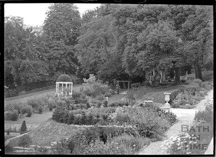 The Gardens, Widcombe Manor No.9 c.1935