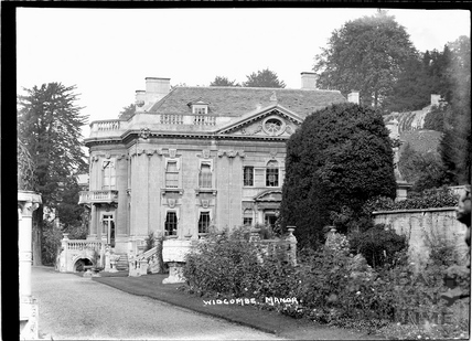 Widcombe Manor, c.1920s