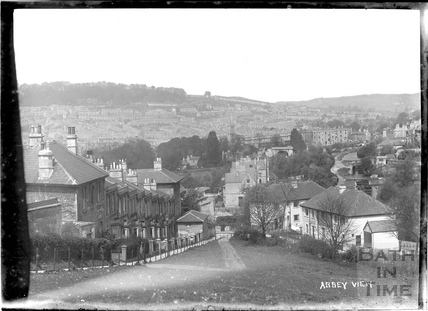 Abbey View, Bath c.1910