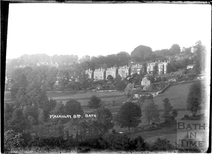 Macaulay Buildings, c.1910
