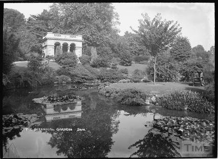 The Botanical Gardens, Royal Victoria Park c.1937