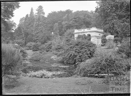 Botanical Gardens, Royal Victoria Park, c.1937