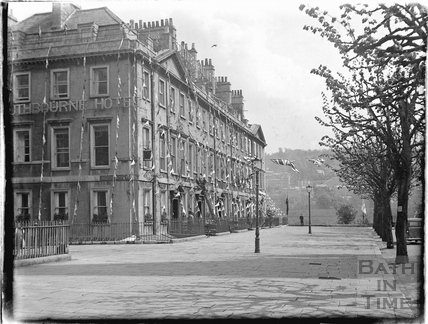 South Parade, May 1937