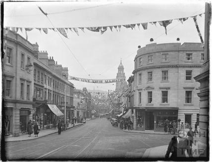Southgate Street, May 1937