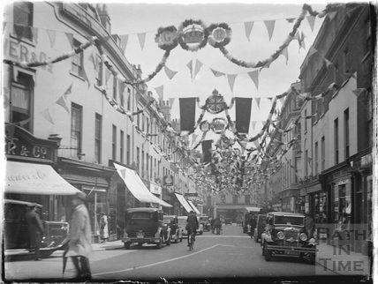 New Bond Street, May 1937