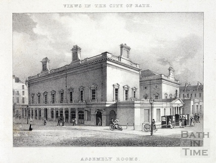 Assembly Rooms c.1829