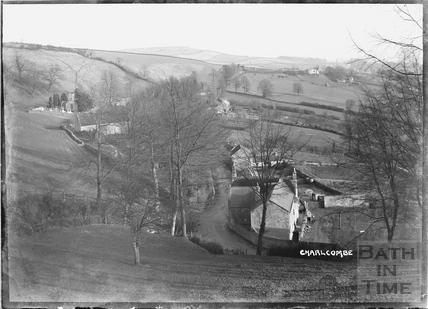 View of Charlcombe c.1920s