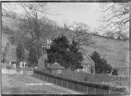 Charlcombe Church c.1920s
