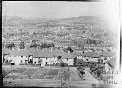 View of Bath , c.1935