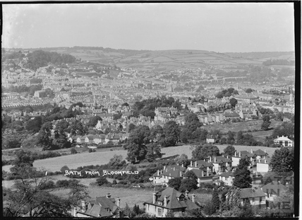 View of Bath from Bloomfield No.1, c.1935