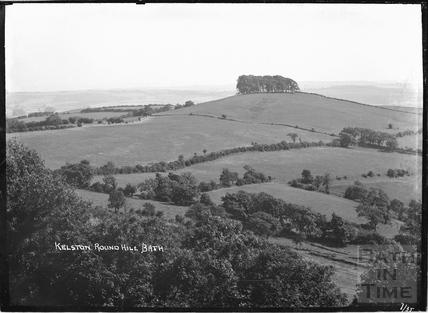 Kelston Roundhill, July 1935