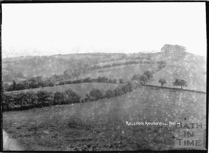 Kelston Roundhill, c. July 1935