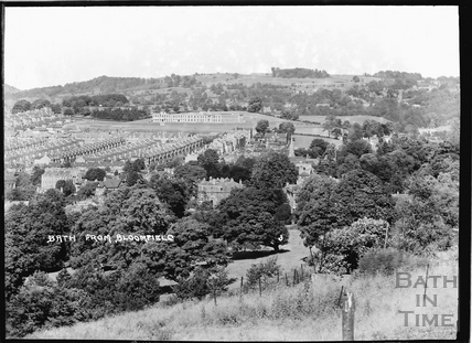 View of Bath from Bloomfield No.3, c.1935