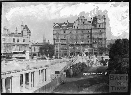 Empire Hotel, 1934