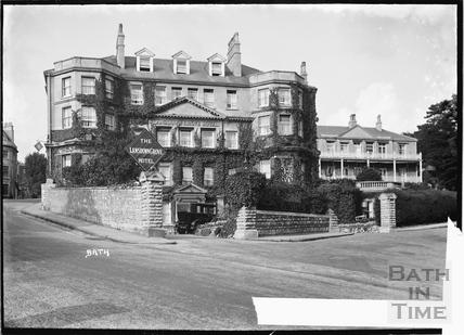 Lansdown Hotel, Lansdown Road, 1934