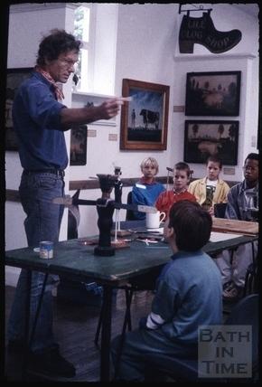 Museum of Naive Art: Schools workshop, c.1980s