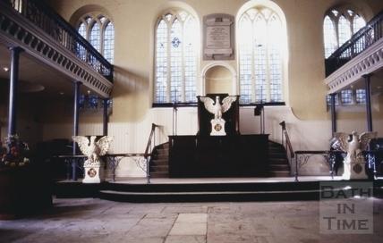 Countess of Huntingdon's Chapel, Vineyards, June 1985
