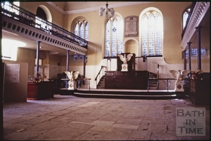 Countess of Huntingdon's Chapel, Vineyards, June 1985