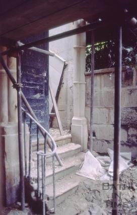 Countess of Huntingdon's Chapel House, Vineyards, October 1984