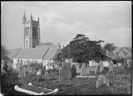 Bathford Church c.1920s