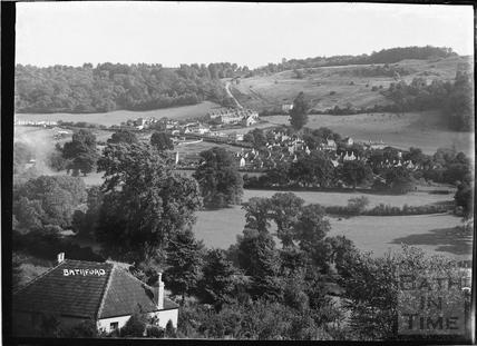 View of Bathford c.1920s