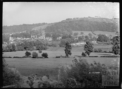 View of Bathford c.1920s
