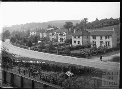 Kingsleigh Gardens, Bathford, c.1920s