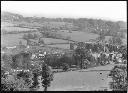 View of Weston c.1920s