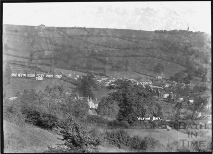 View of Weston c.1920s