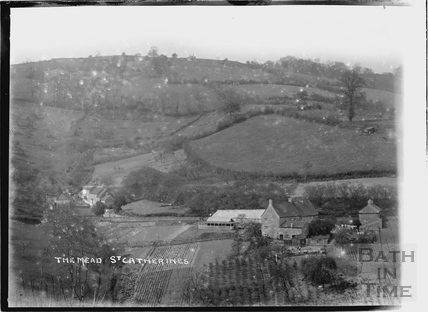 The Mead Tea Gardens, St Catherines, c.1910