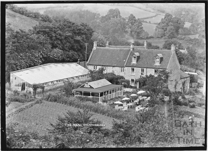 The Mead Tea Gardens, St Catherines, c.1920s