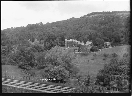 Warleigh Manor c.1908