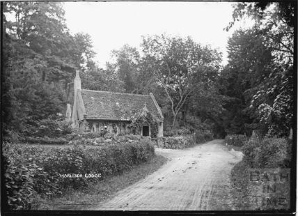 Warleigh Lodge, Warleigh Lane c.1908