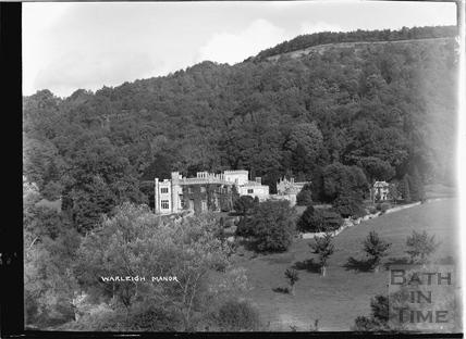 Warleigh Manor c.1907