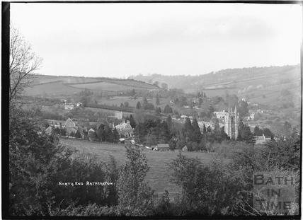 Northend Batheaston c.1908