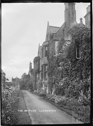 The Rectory, Claverton c.1908