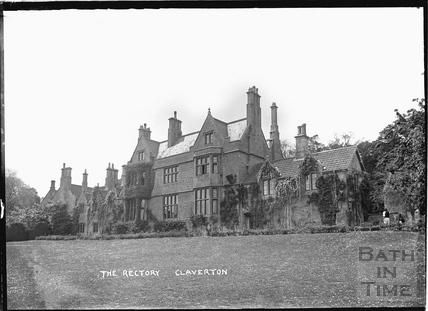 The Rectory, Claverton c.1908