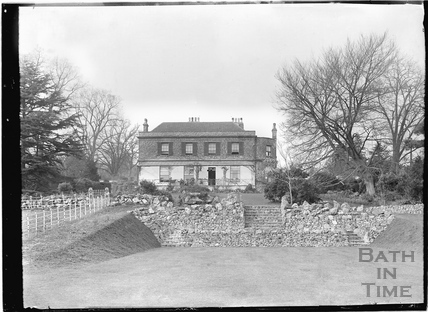 The Hill, Northend Batheaston c.1920s
